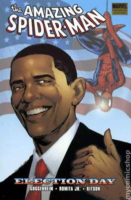 The Amazing Spider-Man Election Day (Variant Cover)