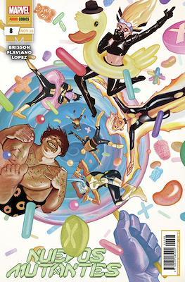 Nuevos Mutantes (2020-) #8