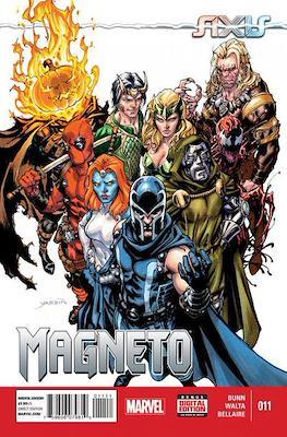 Magneto Vol. 3 (Comic-book) #11