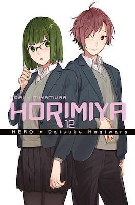 Horimiya (Rústica con sobrecubierta) #12
