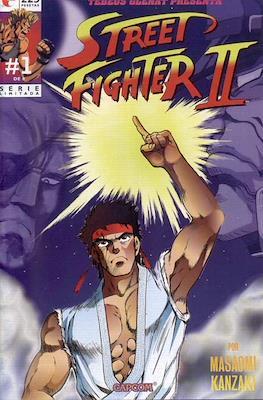 Street Fighter II (Rústica 32 pp) #1