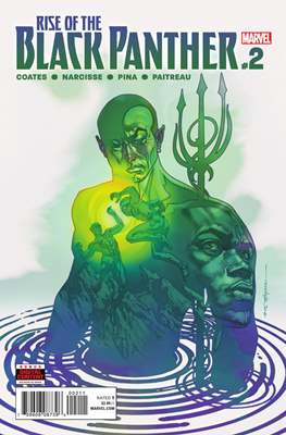 Rise of the Black Panther (Comic-book) #2