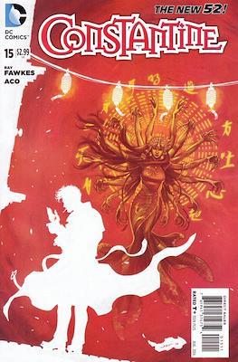Constantine (2013-2015) (Comic-book) #15
