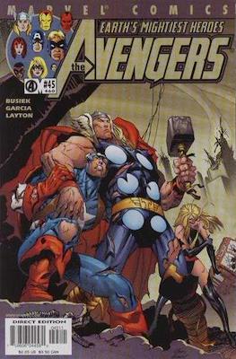 The Avengers Vol. 3 (1998-2004) (Comic-Book) #45