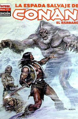 La Espada Salvaje de Conan el Bárbaro. Edición coleccionistas (Rústica. 64 páginas. B/N. (2005-2008).) #17