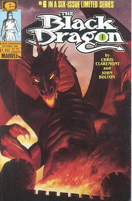 The Black Dragon (Grapa) #6