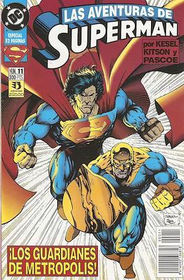 Superman (1993-1996) (Grapa, 48-72 páginas) #11