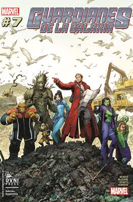 Guardianes de la Galaxia Vol. 2 (Rústica) #7