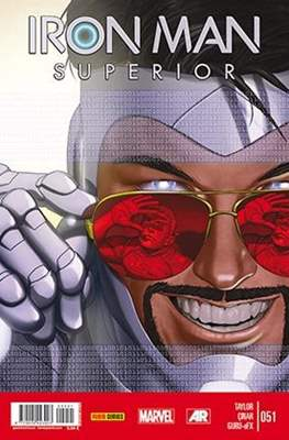 El Invencible Iron Man Vol. 2 (2011-) (Grapa - Rústica) #51