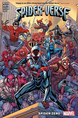 Spider-Verse: Spider Zero
