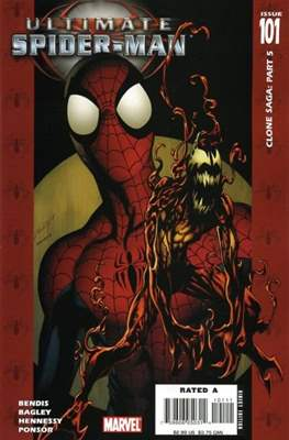 Ultimate Spider-Man (2000-2009; 2011) (Comic-Book) #101