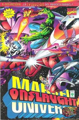 X-Men (Variable) #16