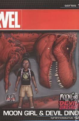 Moon Girl and Devil Dinosaur (Variant Covers) #8.1