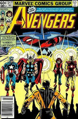 The Avengers Vol. 1 (1963-1996) (Grapa) #217