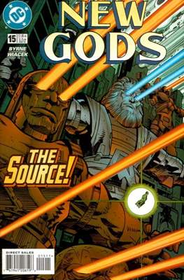 New Gods Vol. 4 (Comic Book) #15