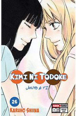 Kimi ni Todoke. Junto a Ti (Rústica) #26