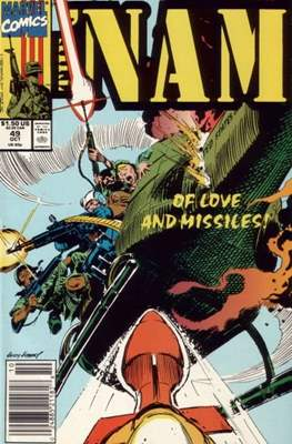 The 'Nam Vol 1 (Comic-book.) #49