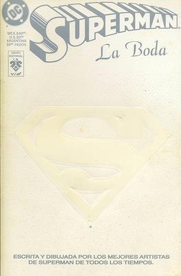 Superman. La boda