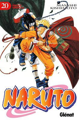 Naruto (Rústica con sobrecubierta) #20