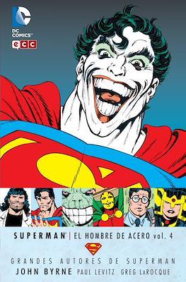 Grandes Autores de Superman: John Byrne (Cartoné 232 pp) #4