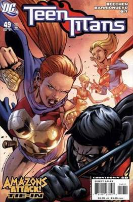 Teen Titans Vol. 3 (2003-2011) (Comic Book) #49