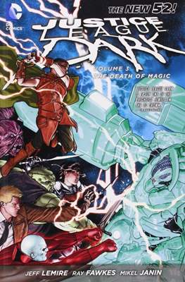 Justice League Dark (Rustica) #3