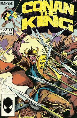King Conan / Conan the King (Comic Book 48 pp) #32