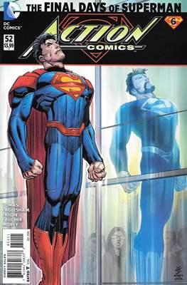Action Comics Vol. 2 (2011-2016) (Grapa) #52