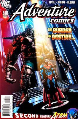 New Comics / New Adventure Comics / Adventure Comics (1935-1983; 2009-2011) (Saddle-Stitched) #518