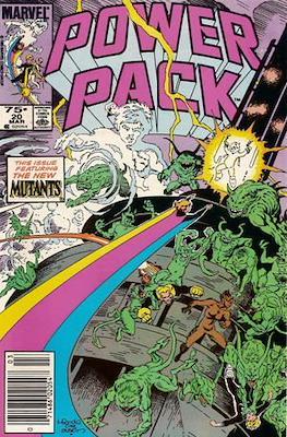 Power Pack (1984-1991; 2017) (Grapa) #20