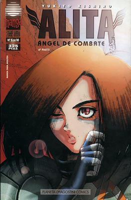 Alita, ángel de combate. 6ª parte #5