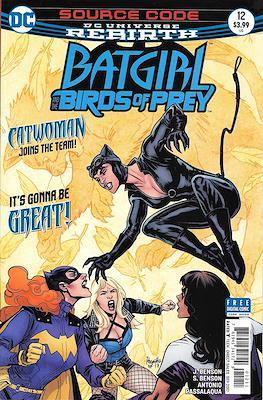 Batgirl and the Birds of Prey (2016-2018) (Grapa) #12