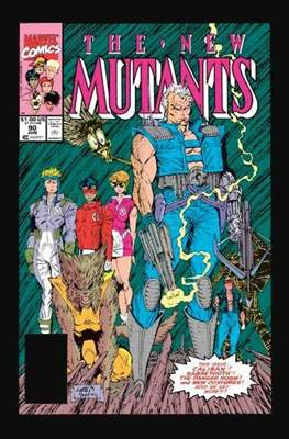 The New Mutants Epic Collection (Softcover 464-512 pp) #7