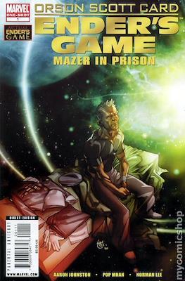 Ender's Game: Mazer in Prison