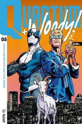 Quantum + Woody! (Grapa) #5