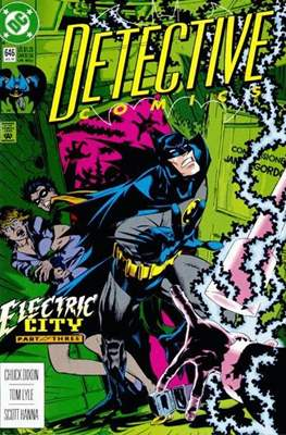 Detective Comics Vol. 1 (1937-2011; 2016-) (Comic Book) #646