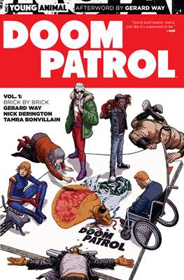 Doom Patrol Vol. 6 (2017) (Softcover) #1