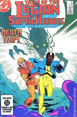 Legion of Super-Heroes Vol. 2 (1980-1987) (Comic-book) #317
