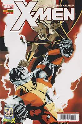 X-Men Vol. 4 / X-Men presenta (2011-2016) (Grapa 24 pp) #24