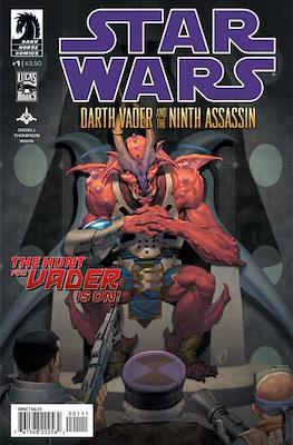 Star Wars: Darth Vader and The Ninth Assassin #1