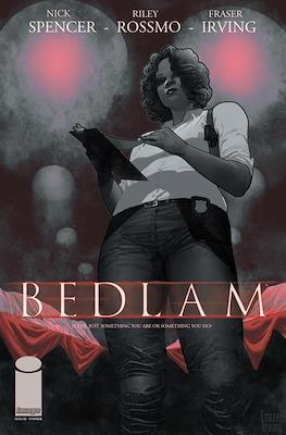 Bedlam (Comic-book) #3