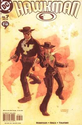 Hawkman Vol. 4 (2002-2006) (Comic book) #7