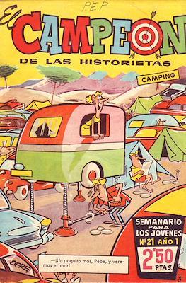 El Campeón (1960) (Grapa) #21
