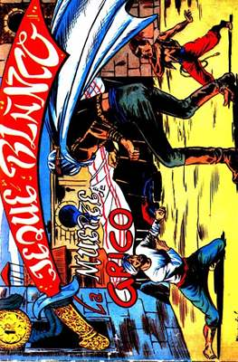 Jeque Blanco (Grapa 16 pp) #33