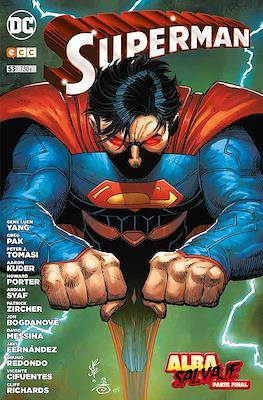 Superman. Nuevo Universo DC / Renacimiento (Grapa) #53