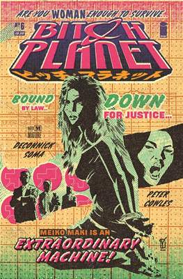 Bitch Planet (Comic-book) #6