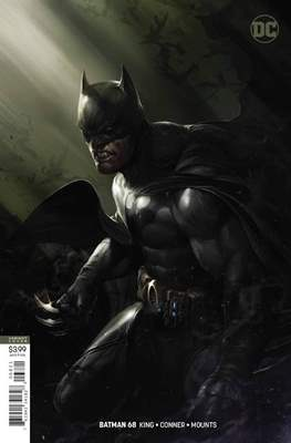 Batman Vol. 3 (2016- Variant Cover) (Comic Book) #68