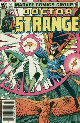 Doctor Strange Vol. 2 (1974-1987) (Comic Book) #59