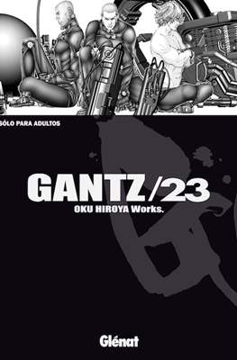 Gantz (Rústica con sobercubierta) #23