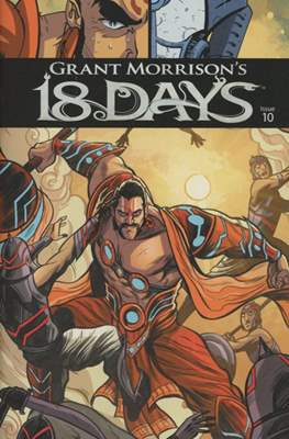 Grant Morrison's 18 Days (Comic Book) #10